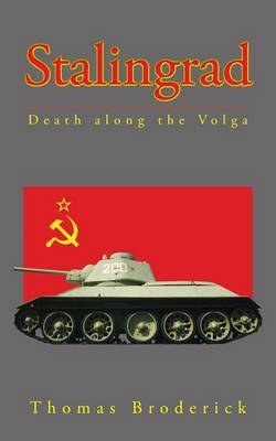Stalingrad: Death Along the Volga (Paperback)