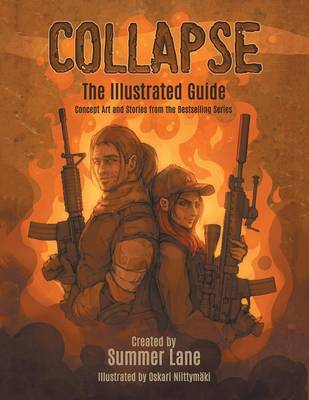 Collapse: Illustrated Guide: Concept Art and Short Stories from the Bestselling Series (Paperback)