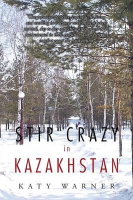 Stir Crazy in Kazakhstan: One Person's Experience, Coping with Living and Working in a Strange Environment Where Normal, Day to Day Activities Can Turn Out to Be Monumental in Their Execution and Where Any Comfort Zones Are Hard to Find! (Paperback)