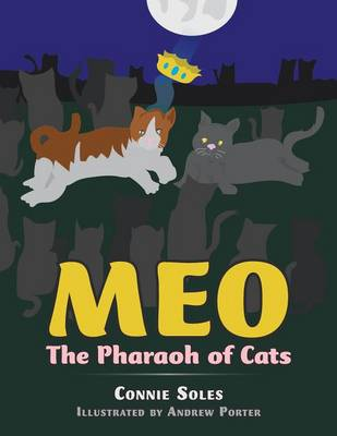 Meo: The Pharaoh of Cats (Paperback)