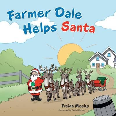 Farmer Dale Helps Santa (Paperback)