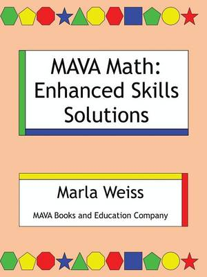 Mava Math: Enhanced Skills Solutions (Paperback)