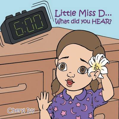 Little Miss D...: What Did You Hear? (Paperback)