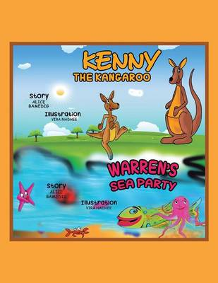 Kenny the Kangaroo and Warren's Sea Party (Paperback)