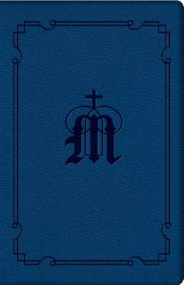 Manual for Marian Devotion (Leather / fine binding)