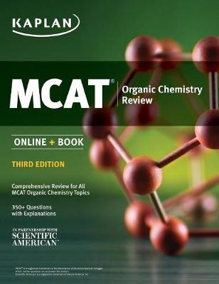 MCAT Organic Chemistry Review: Online + Book (Paperback)
