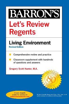 Let's Review Regents: Living Environment Revised Edition - Barron's Regents NY (Paperback)