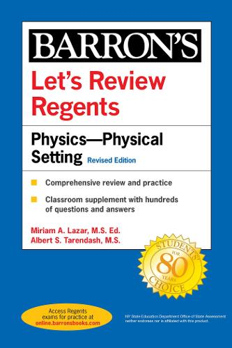 Let's Review Regents: U.S. History and Government Revised Edition - Barron's Regents NY (Paperback)