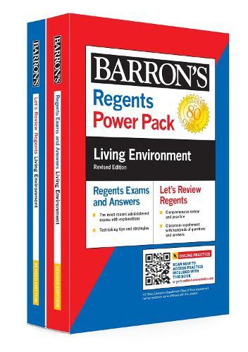 Regents Living Environment Power Pack Revised Edition - Barron's Regents NY (Paperback)
