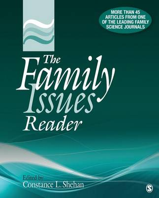 The Family Issues Reader (Paperback)