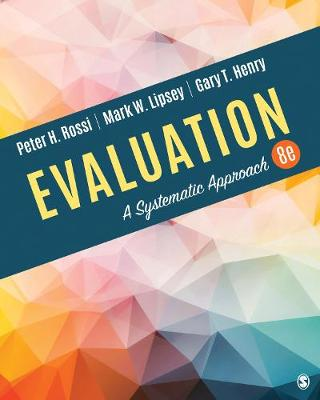 Evaluation: A Systematic Approach (Paperback)