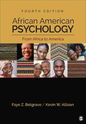 African American Psychology: From Africa to America (Paperback)