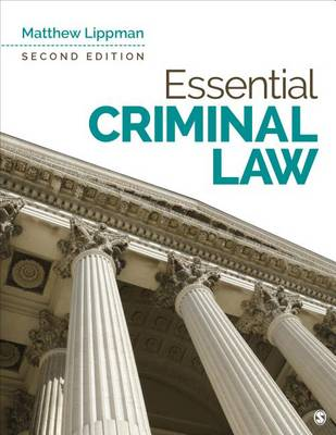 Essential Criminal Law (Paperback)