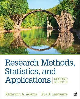 Research Methods, Statistics, and Applications (Paperback)