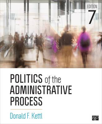 Politics of the Administrative Process (Paperback)