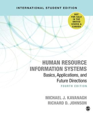 Human Resource Information Systems: Basics, Applications, and Future Directions (Paperback)