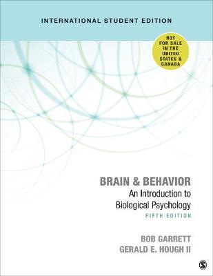 Brain & Behavior: An Introduction to Behavioral Neuroscience (Paperback)