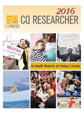 CQ Researcher Bound Volume 2016 (Hardback)