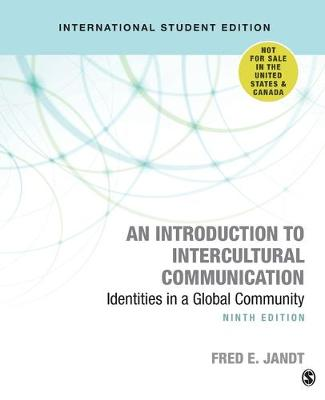 An Introduction to Intercultural Communication: Identities in a Global Community (Paperback)