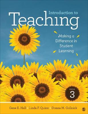 Introduction to Teaching: Making a Difference in Student Learning (Paperback)