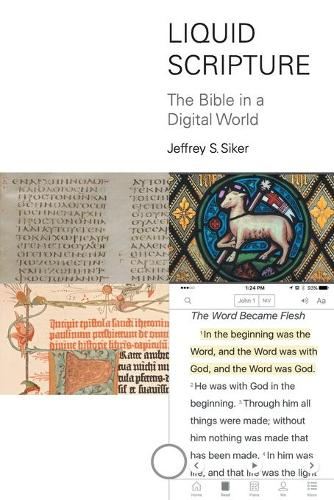 Cover Liquid Scripture: The Bible in a Digital World