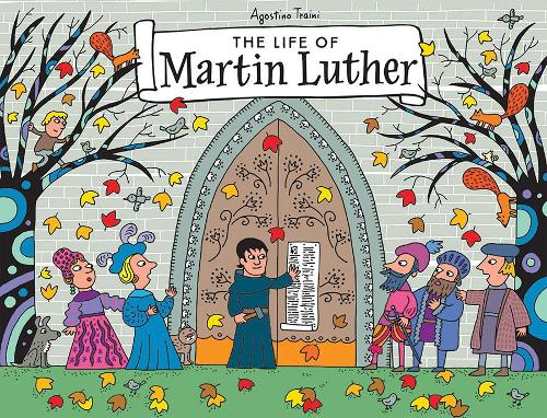 The Life of Martin Luther: A Pop-Up Book (Hardback)