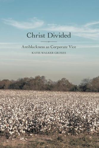 Christ Divided: Antiblackness as Corporate Vice (Paperback)