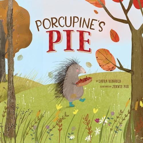 Porcupine's Pie - Woodland Friends (Hardback)