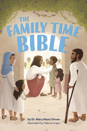 The Family Time Bible (Hardback)