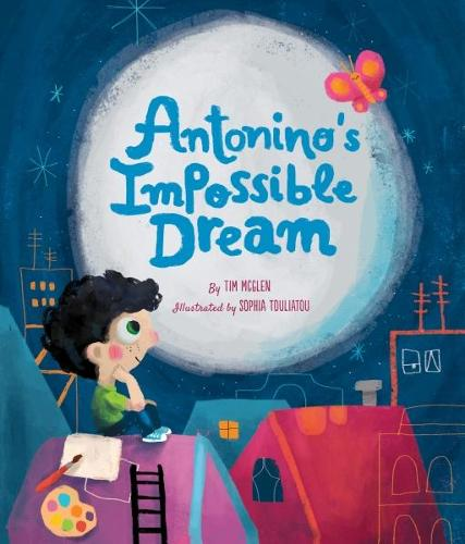 Antonino's Impossible Dream (Hardback)