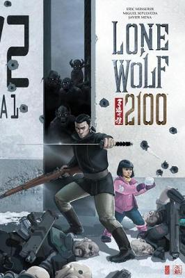 Lone Wolf 2100: Chase The Setting Sun (Paperback)