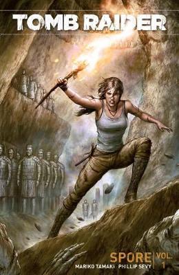 Tomb Raider Volume 1: Spore (Paperback)