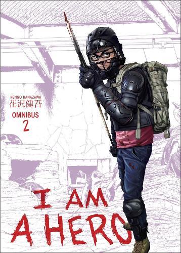 I Am A Hero Omnibus Volume 2 (Paperback)