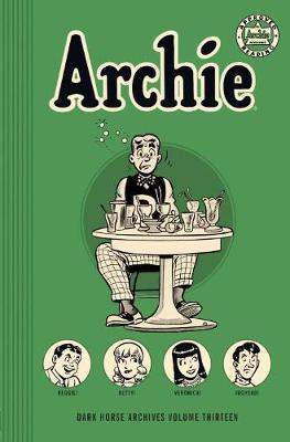 Archie Archives Volume 13 (Hardback)