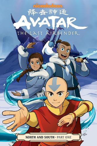 Avatar: The Last Airbender - North & South Part One (Paperback)