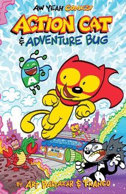 Aw Yeah Comics: Action Cat! (Paperback)