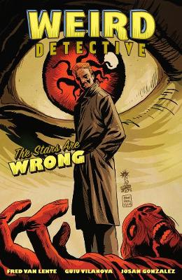 Weird Detective: The Stars Are Wrong (Paperback)