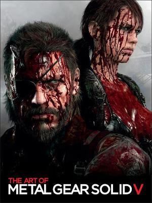 The Art Of Metal Gear Solid V (Hardback)