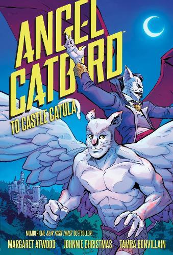 Angel Catbird Volume 2: To Castle Catula (Hardback)
