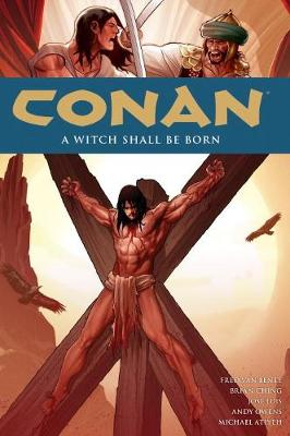 Conan Volume 20: A Witch Shall Be Born (Paperback)