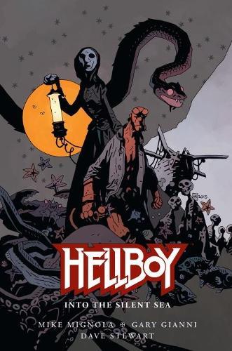 Hellboy: Into The Silent Sea (Hardback)