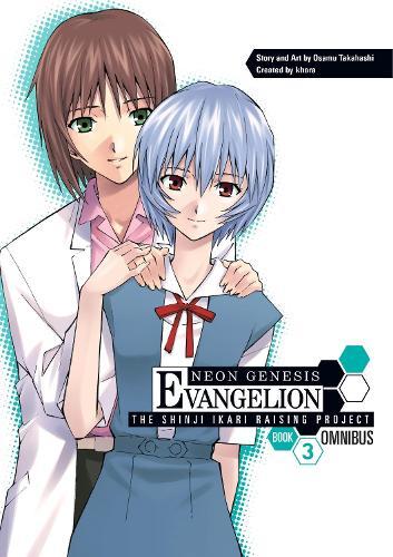 Neon Genesis Evangelion: The Shinji Ikari Raising Project Omnibus Volume 3 (Paperback)