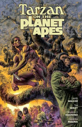 Tarzan On The Planet Of The Apes (Paperback)