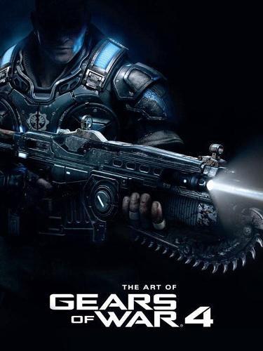 The Art Of Gears Of War 4 (Hardback)