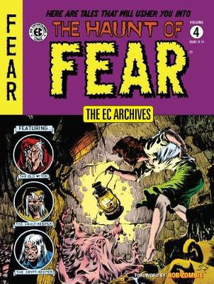 Ec Archives: The Haunt Of Fear Volume 4 (Hardback)