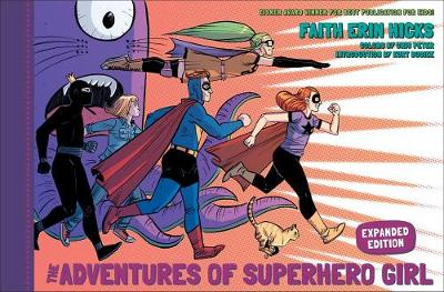 Adventures Of Superhero Girl, The (expanded Edition) (Hardback)