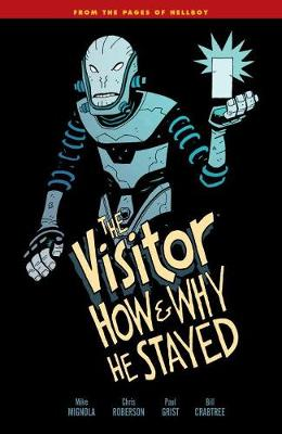 The Visitor: How and Why He Stayed (Paperback)