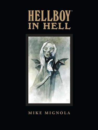 Hellboy In Hell Library Edition (Hardback)