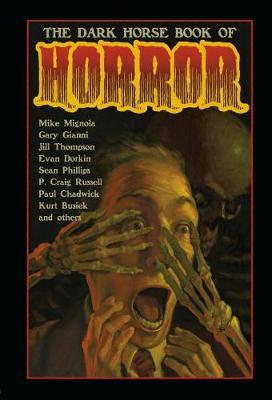 The Dark Horse Book Of Horror (Hardback)