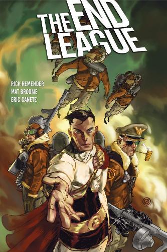 The End League Library Edition (Hardback)
